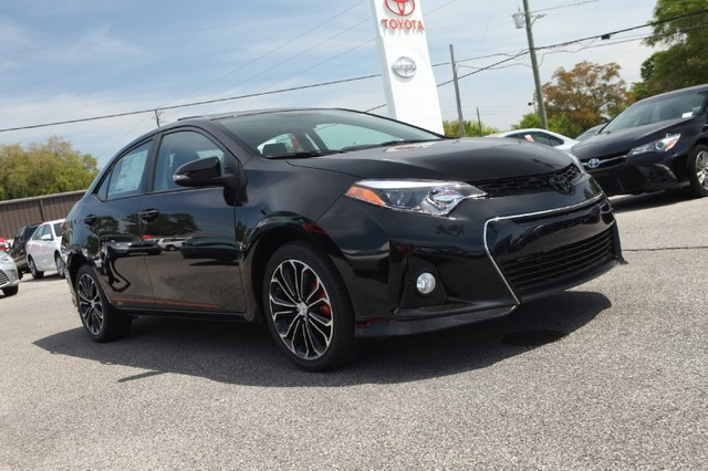 South Kendall Toyota Used 2015 Toyota Corolla L 4d Sedan In Miami 83043a Kendall Toyo ...