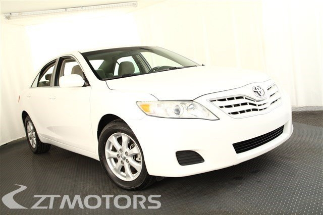 Certified Used Toyota Camry