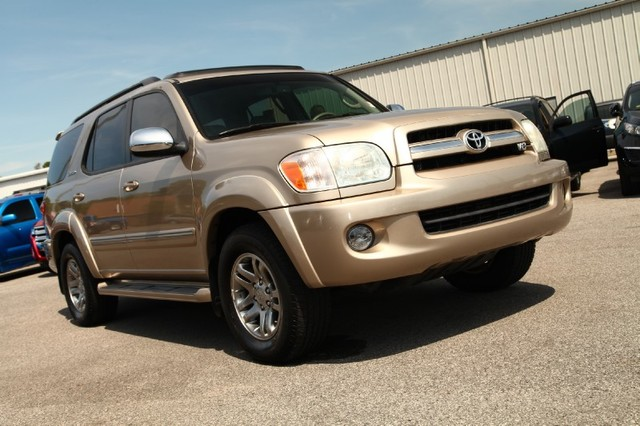 Used Toyota Sequoia Limited