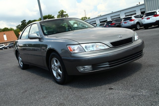 Used Lexus ES 300 Luxury Sport Sdn luxury