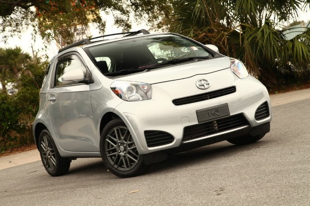 Certified Used Scion iQ 10 Series