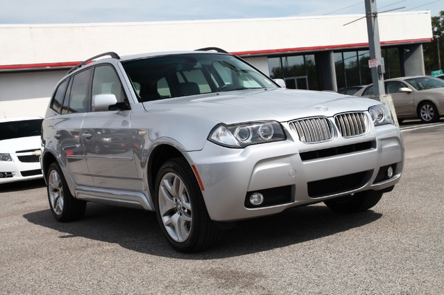 Used BMW X3 3.0si