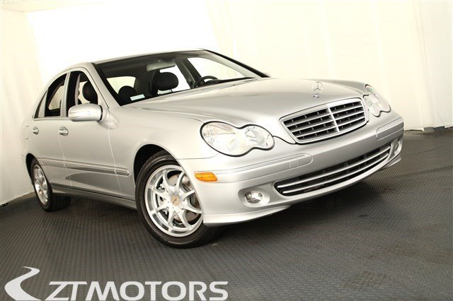 Used Mercedes-Benz C-Class 3.2L
